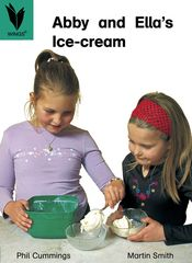 Wings - Level 13 Fiction - Abby And Ella's Ice-Cream 9781741208368