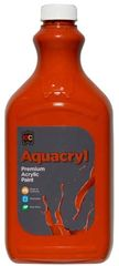 Aquacryl Paint 2L Red Oxide 9314289001469