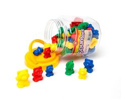 Counting Bears Jar Of 48 9314289025793