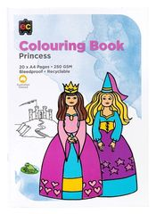 Colouring Book Princess  9314289015053