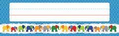 Name Plates - Parade Of Elephants - Pk 36 CD122127