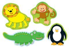 Stickers - Zoo - Pk 78  CD168022