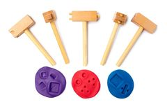 Clay Hammers 5pcs 9314289018047