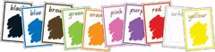 Colour Cards A5  (Pack of 10) 9781877062643