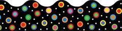 Border - Dots On Black  CTP1932