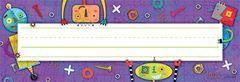 Name Plates - Riveting Robots - Pk 36  CTP3889