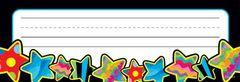 Name Plates - Poppin' Patterns Stars - Pk 36 CTP4520