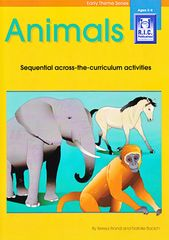 Early Theme Series Animals 9781864002713