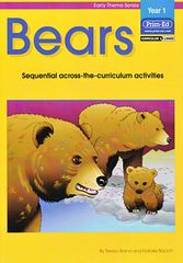 Early Theme Series Bears 9781864002706