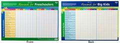 Chart Rewards For Preschoolers/Big Kids Chart  9781920926762