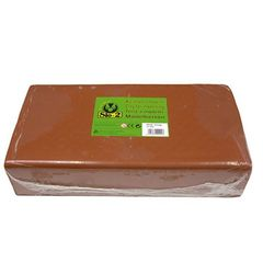 Clay 12.5kg Red Argila Pottery 8422830000043