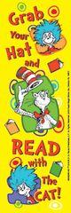 Bookmarks - Dr Seuss Grab Your Hat - Pk 36 EU834206