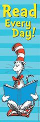 Bookmarks - Cat In The Hat Read Everyday - Pk 36 EU834280