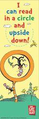 Bookmarks - Dr Seuss Read With My Eyes Shut - Pk 36 EU834302