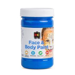 Face Paint 175ml Blue 9314289026738
