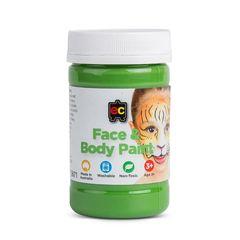 Face Paint 175ml Green 9314289026684