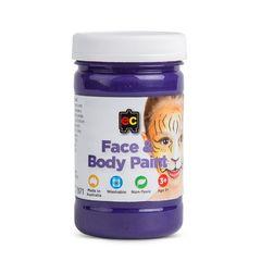 Face Paint 175ml Purple 9314289029388