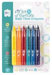 Bath Crayons Set of 6 9314289030551
