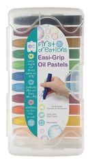 Oil Pastels Set of 12 Easi-Grip  9314289030162