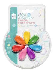 Crayons Easi-Grip Pebble Set of 7 9314289030544