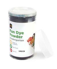 Craft Fun Dye Powder 100gms Green 9314289004019