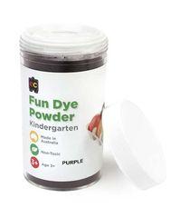 Craft Fun Dye Powder 100gms Purple 9314289004033