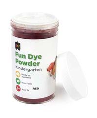 Craft Fun Dye Powder 100gms Red 9314289004040