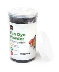 Craft Fun Dye Powder 100gms Turquoise 9314289006877