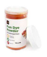 Craft Fun Dye Powder 100gms Yellow 9314289004057