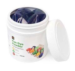 Craft Fun Dye Powder 500gms Green 9314289004552