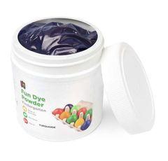 Craft Fun Dye Powder 500gms Turquoise 9314289006884