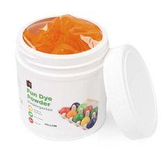 Craft Fun Dye Powder 500gms Yellow 9314289004590