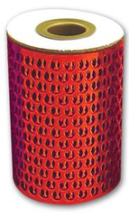 Honeycomb Mesh Red (Red) 9314812105640