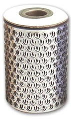 Honeycomb Mesh Silver (Silver) 9314812105626