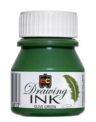 Drawing Ink 30ml Olive Green 93354813