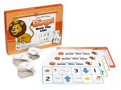 Beat The Lion - Basic Sight Words Bingo! 9314289029722