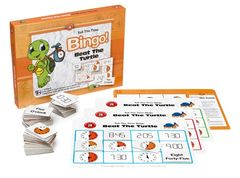 Beat The Turtle Tell The Time Bingo 9314289025922