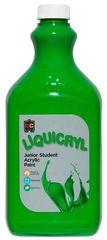 Liquicryl Paint 2L Leaf Green 9314289000677