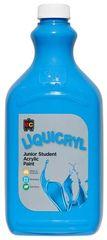 Liquicryl Paint 2L Sky Blue 9314289026295