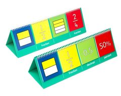 Equivalence Flip Charts Pack of 10 9314289029104