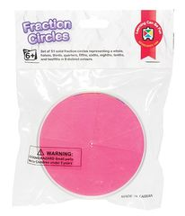 Fraction Circles Hangsell 9314289029647