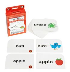 Flashcards Sight Words  9314289031473