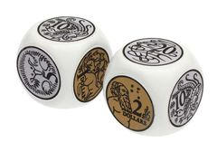Dice Jumbo Coin Set of 2 Aust Coin On Each Face 9314289021740