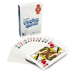 Playing Cards Jumbo 9314289024055