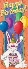 Bookmarks - Happy Birthday - Pk 36 LL2008