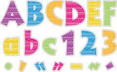 Letters - Bohemian 4 Inch LLBC1729