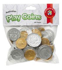 Coins Plastic Pk 106 9314289015763