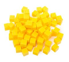 Plastic Base Ten Cubes 100pcs 9314289021375