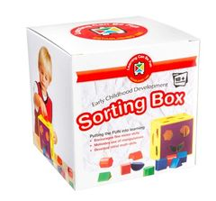 Sorting Shape Box 9314289026929