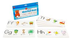 Flashcards Alphabet Giant  9314289016739
